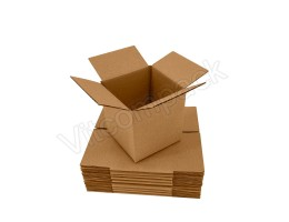 4x4x4 Corrugated Boxes Mug Box