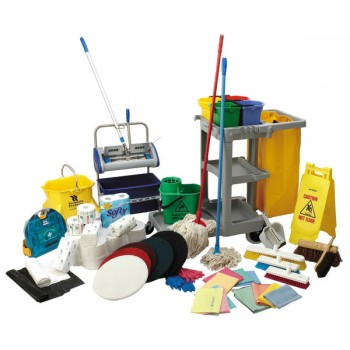 Janitorial & Kitchen Supplies