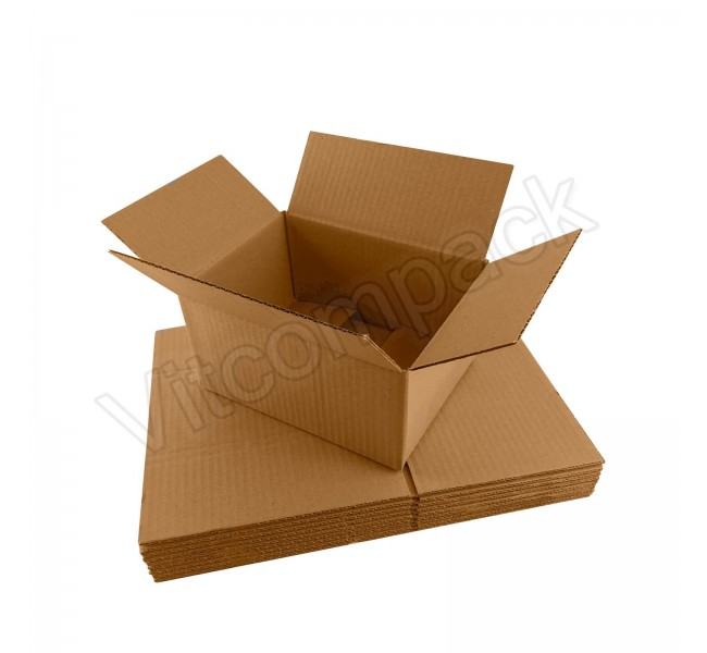 8 x 6 x 4 Corrugated Boxes