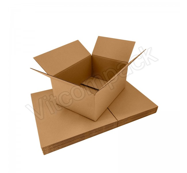 14 x 11 x 6 Corrugated Boxes